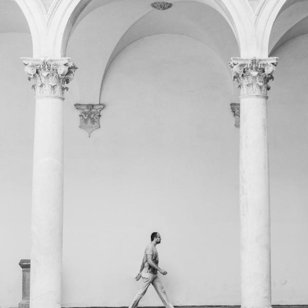 En marche 4 / Urbino